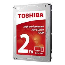 <b>Жесткий диск Toshiba</b> P300 3.5 2.0 Tb SATA III 64 Mb 7200 rpm ...