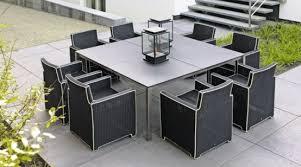 black outdoor dining table for black outdoor dining table decor gandia blasco mesa alta saler modern outdoor dining table stardust regarding black outdoor black outdoor furniture