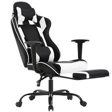 <b>Gaming Chair Racing</b> Style High-Back Office Chair Ergonomic ...