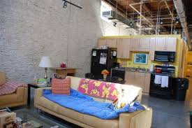 downtown lexington loft living:  photo