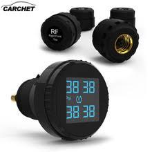 <b>CARCHET TPMS Tyre Pressure</b> Monitoring System 4 External ...