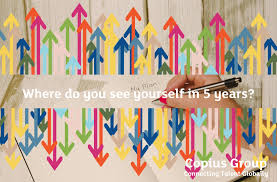 where do you see yourself in years the copius group interviewers ask this question all the time to get an idea of what your career goals are and how the position you re interviewing for fits in their
