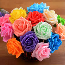 Detail Feedback Questions about NEW <b>1 PCS Artificial Flower</b> Rose ...