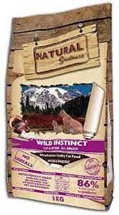 <b>Natural Greatness</b> Natural Real Dry Cat Food Recipe Wild Instinct ...