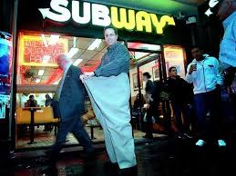 Image result for jared subway