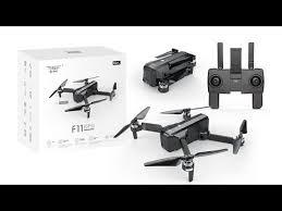 Квадрокоптер <b>SJRC F11 GPS</b> - YouTube