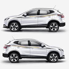 <b>TAIYAO car styling sport</b> car sticker For Nissan QASHQAI car ...