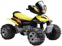 Детский <b>электроквадроцикл Joy Automatic</b> 22 Quad - купить ...
