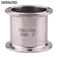 """DERNORD Sanitary Filter Plate 2"""" 51mm OD64 Tri clamp Stainless ..."""