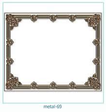 <b>Metal photo frames</b>, Golden <b>photo frames</b>, Silver <b>photo frames</b>, 10 x ...