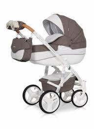 Детская <b>коляска Riko BRUNO</b> LUXE 2 в 1