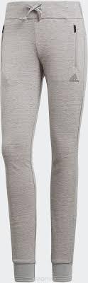 <b>Брюки женские</b> W Id Slim Pt. CZ2928, <b>цвет</b>: <b>серый</b> - купить модную ...