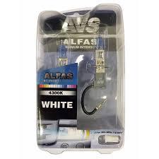 """Газонаполненные <b>лампы AVS</b> """"<b>Alfas</b>"""" 24V 4300К H1, комплект 2 ..."""