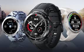 Huawei представила <b>смарт</b>-<b>часы HONOR Watch</b> GS Pro и ...