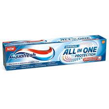 Aquafresh <b>All</b> In <b>One Protection зубная паста</b> 100 ml | hansapost.ee