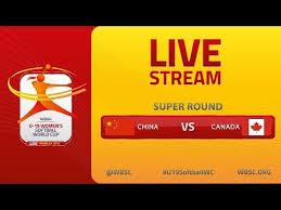 China v Canada - U-19 <b>Women's</b> Softball World Cup <b>2019</b> - <b>Super</b> ...