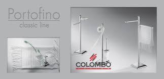 Обновлен ассортимент аксессуаров <b>PORTOFINO</b> - <b>Colombo Design</b>