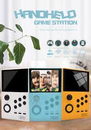 A19 Pandora's Box Android <b>supretro</b> handheld game console <b>IPS</b> ...