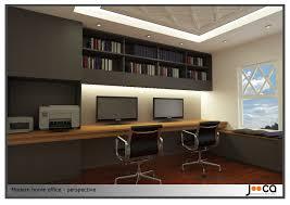 officemodern home office ideas. contemporary office home design project designed by jooca studio modern glubdub officemodern ideas y