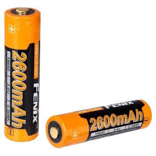 <b>Аккумулятор Fenix ARB</b>-<b>L18</b>-2600 <b>18650</b> (<b>ARB</b>-<b>L18</b>-2600).