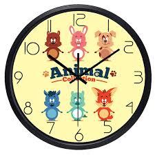 Животные коллекции милые хомяк <b>настенные часы</b> для детской ...