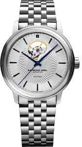 Швейцарские <b>часы Raymond Weil</b> Maestro <b>2227</b>-<b>ST</b>-<b>65001</b>, купить ...