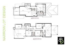 Narrow Lot Luxury House Plans   Smalltowndjs comLovely Narrow Lot Luxury House Plans   Luxury Homes House Plans Narrow Lots