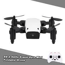 <b>S9</b> 2.4G <b>4CH</b> 6- Gyro Mini <b>Drone</b> Headless Mode One Key Return ...