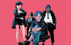 <b>Gorillaz</b> - 'The <b>Now Now</b>' Album Review - NME