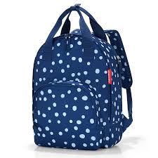 Купить <b>Рюкзак easyfitbag spots</b> navy <b>Reisenthel</b> JU4044 в ...