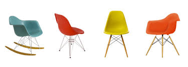 selection of eames chair designs charles and ray eames furniture