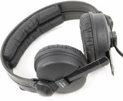 Купить <b>Наушники Sennheiser HD25</b>-1-II черный по супер низкой ...