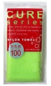 Купить <b>Мочалка</b> OH:E Cure series жесткая (100 см) зеленая по ...