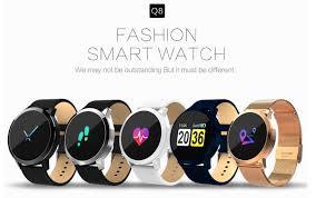 <b>Newwear Q8 Smartwatch</b> – 150 Days of Standby Time - SmartWatch ...
