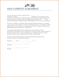 non compete agreement sample png letter template word uploaded by adham wasim