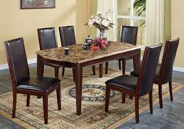 table set piece dining dinette