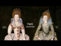 <b>TWO DAUGHTERS Alisa</b> Ten & Marfa Semenova. English baroque ...