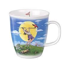 SVIV Curve New Bone China Coffee or Tea Mug ... - Amazon.com