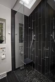 ideas walk shower tile slate