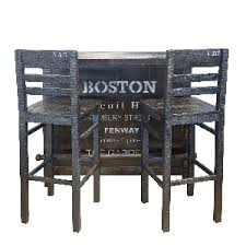 Boston Graffiti <b>3 Piece Bar</b> Set - Bernie & Phyl's Furniture - by ...