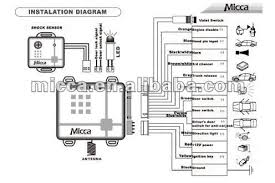 electrical wiring diagrams  code alarm wiring diagram  remote        electrical wiring diagrams  micca installation diagram picture for code alarm wiring diagram  code alarm