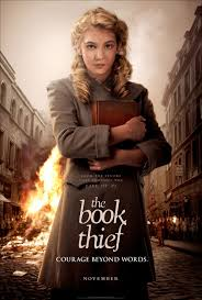 the book thief steals onto the big screen the hub book thief movie poster