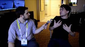 leap motion ces interview ceo michael buckwald leap motion ces 2016 interview ceo michael buckwald