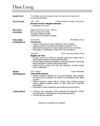 english major resume english major resume 101