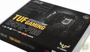 Обзор <b>материнской платы ASUS TUF</b> Gaming H470-Pro ...