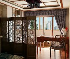 apartment dividers living room asian
