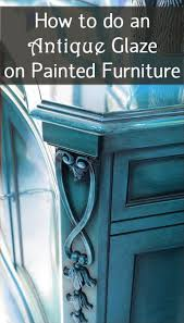 how to do an antique glaze on painted furniture astonishing pinterest refurbished furniture photo