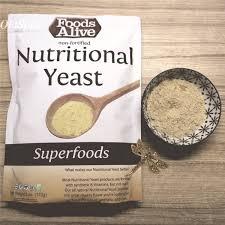 Foods Alive, <b>Superfoods</b>, <b>питательные дрожжи</b>. Вкус жареной ...