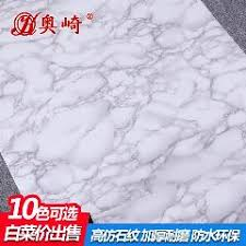 waterproof paint thickening imitation marble 3d stone wallpaper waterproof wallpaper bedroom adhesive paper for furniture adhesive paper for furniture