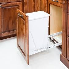 pull kitchen garbage storage